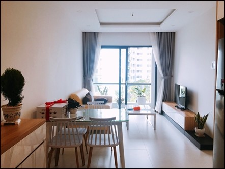 1 Bedroom for rent in New City Thu Thiem 600 USD/month