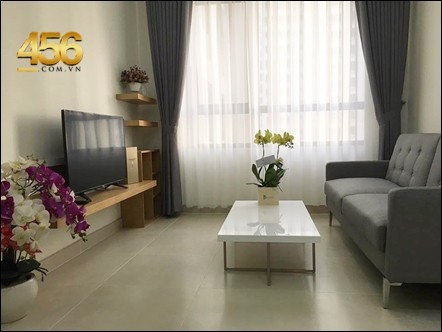1 Bedrooms Masteri Thao Dien apartment for rent simple