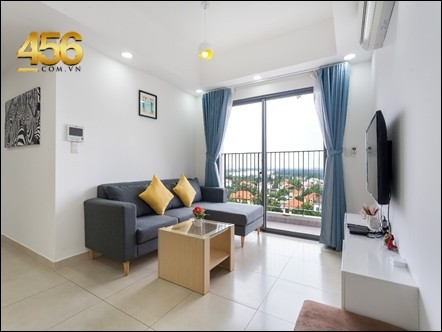 Tower 4 Masteri Thao Dien apartment for rent 3 bedrooms
