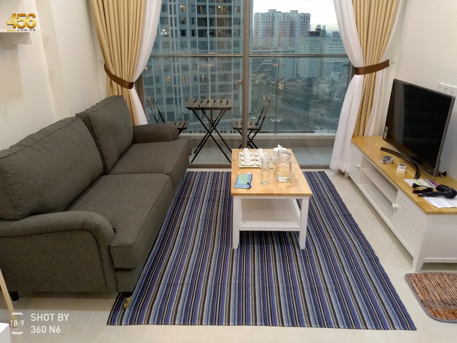 2 Bedrooms Millenium apartment for rent fully furniture