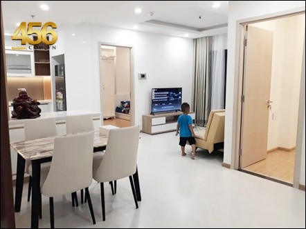 3 Bedrooms New City Thu Thiem Apartment Fully Furniture For lease