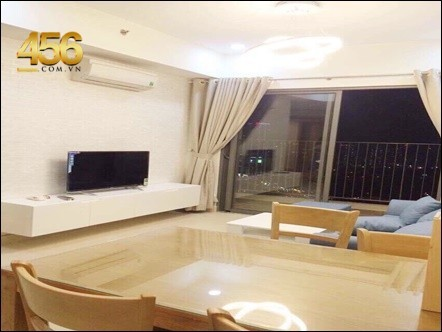 75 sqm 2 bedrooms New City Thu Thiem apartment for rent