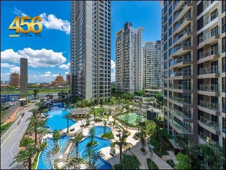 Estella Height Apartment in District 2 HCMC Keppeland