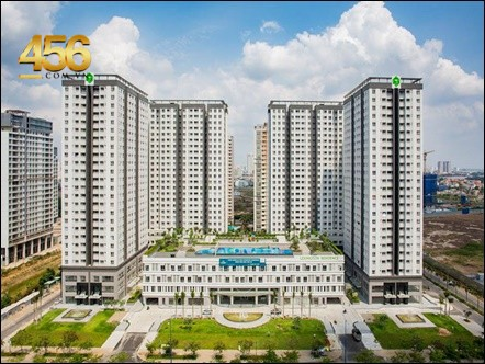 Lexington An Phu Apartment District 2 HCMC Viet Nam