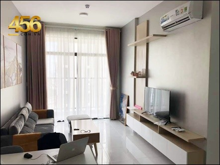 Jamila Khang Dien apartment for rent 2 bedrooms highfloor nice