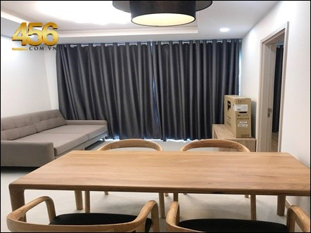 2 Bedrooms New City Thu Thiem apartment for rent 700 USD/month