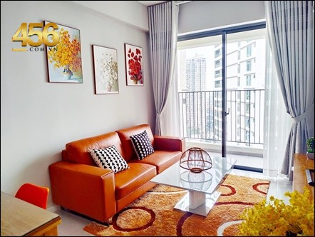2 Bedrooms Masteri An Phu apartment for rent 750 USD nice furnished
