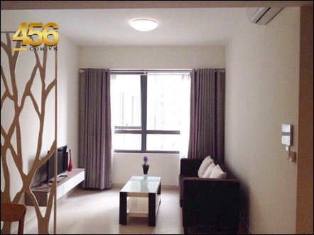 600 USD 1 Bedroom Masteri Thao Dien apartment for rent fully furniture