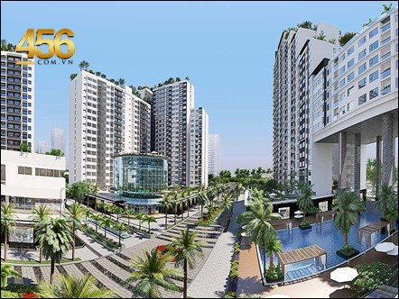 New City Thu Thiem Apartment District 2 HCMC